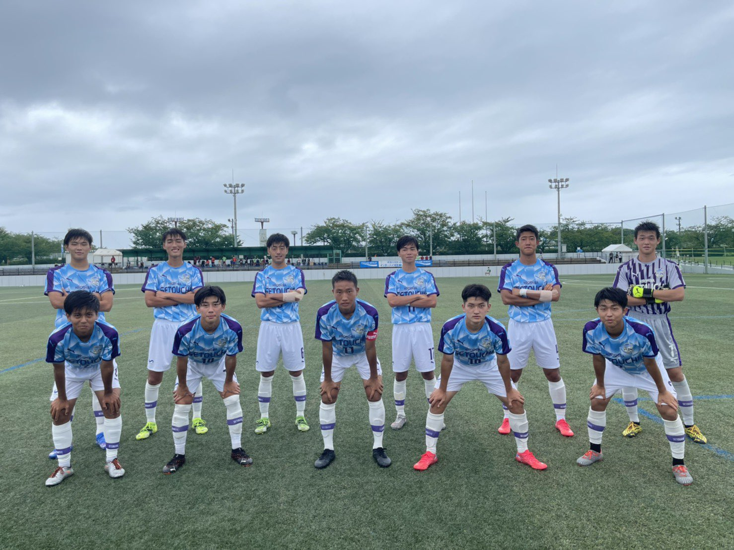 インターハイ1回戦突破 🎉 2回戦は8/16 9:15kickoff vs 丸岡(福井)