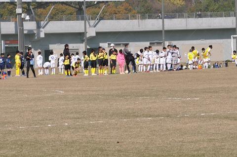 片山 VS 広 試合模様①!第1回 U11広島チャレンジCUP 南支部予選