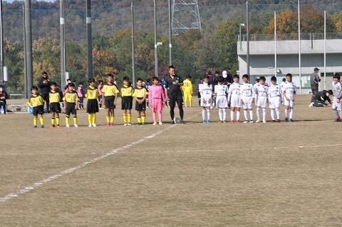 第1回 U11広島チャレンジCUP 南支部予選 開催中です!