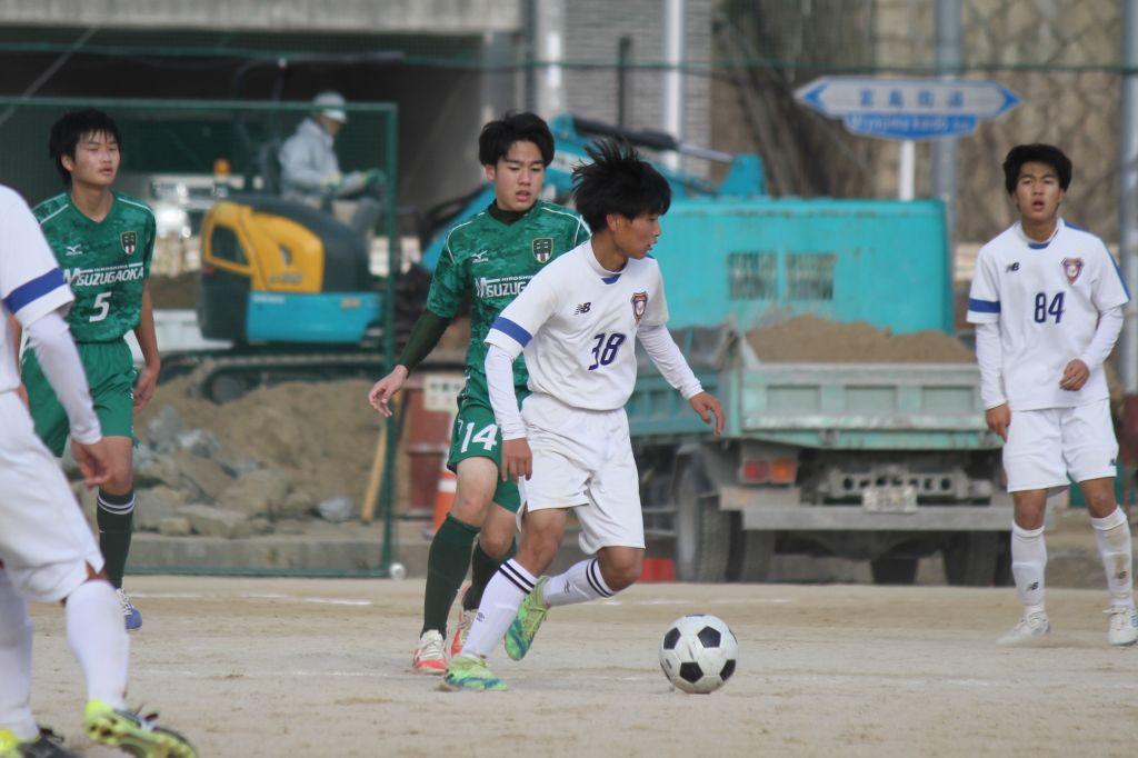 高円宮杯 JFA U-18サッカーリーグ2020 広島 4部Cグループ 優勝は尾道東