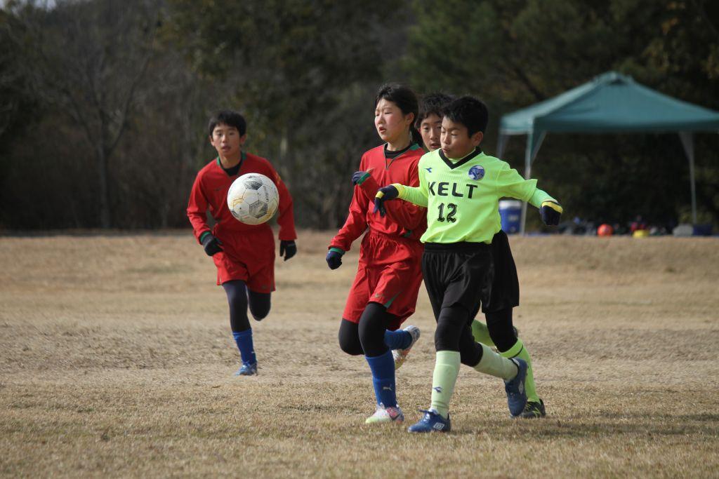 KELT(黄)vs瀬戸田