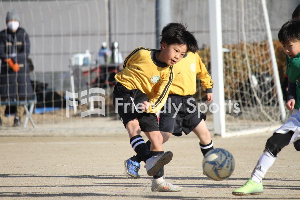 観音なかよし・少年サッカーフェスティバル 開催される