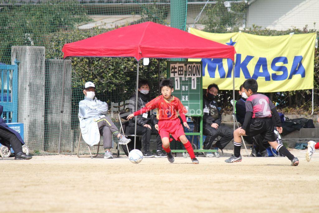 GION vs 牛田