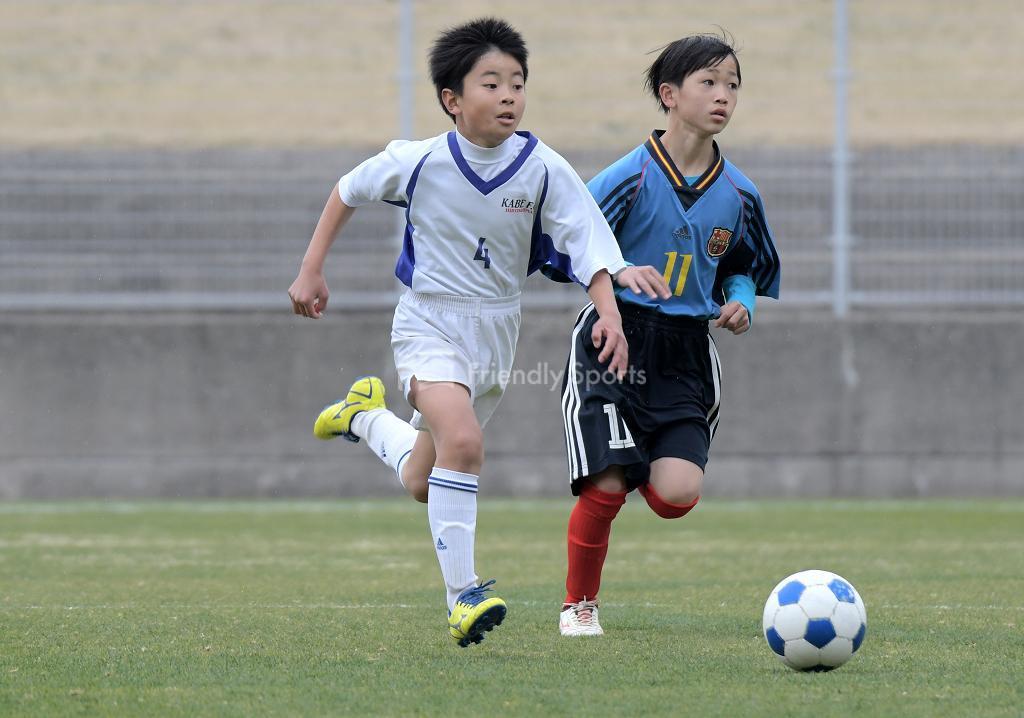 広島市スポーツ少年団お別れサッカー大会