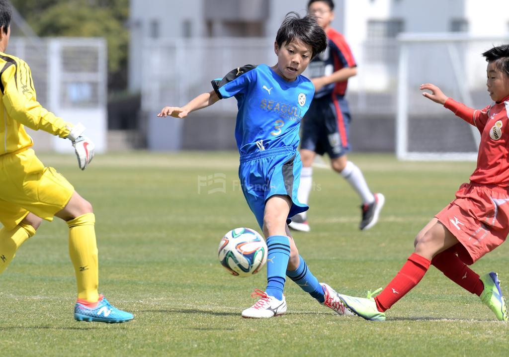 Eブロック:広島市スポーツ少年団県外招待サッカー