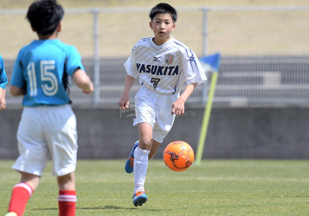 Cブロック:広島市スポーツ少年団県外招待サッカー