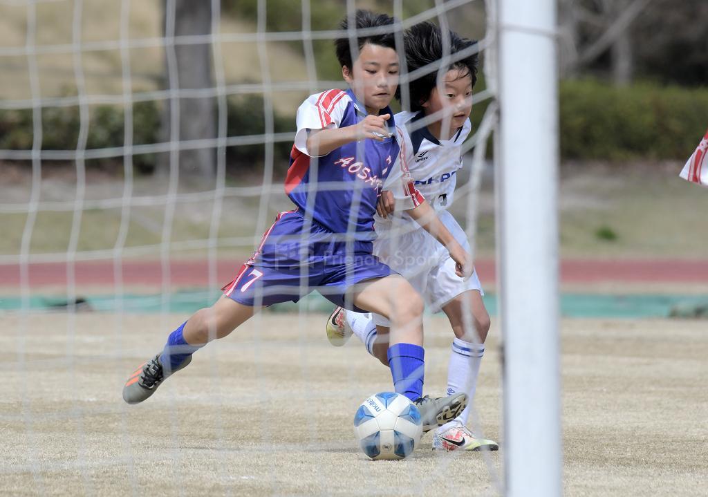 Gブロック:広島市スポーツ少年団県外招待サッカー
