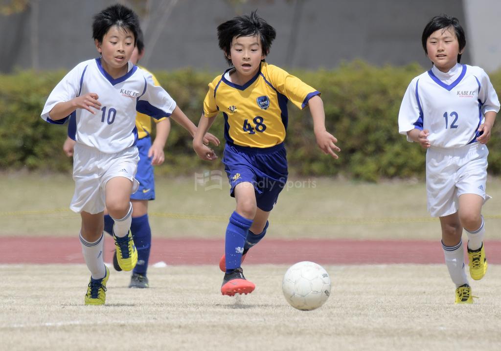 Fブロック:広島市スポーツ少年団県外招待サッカー