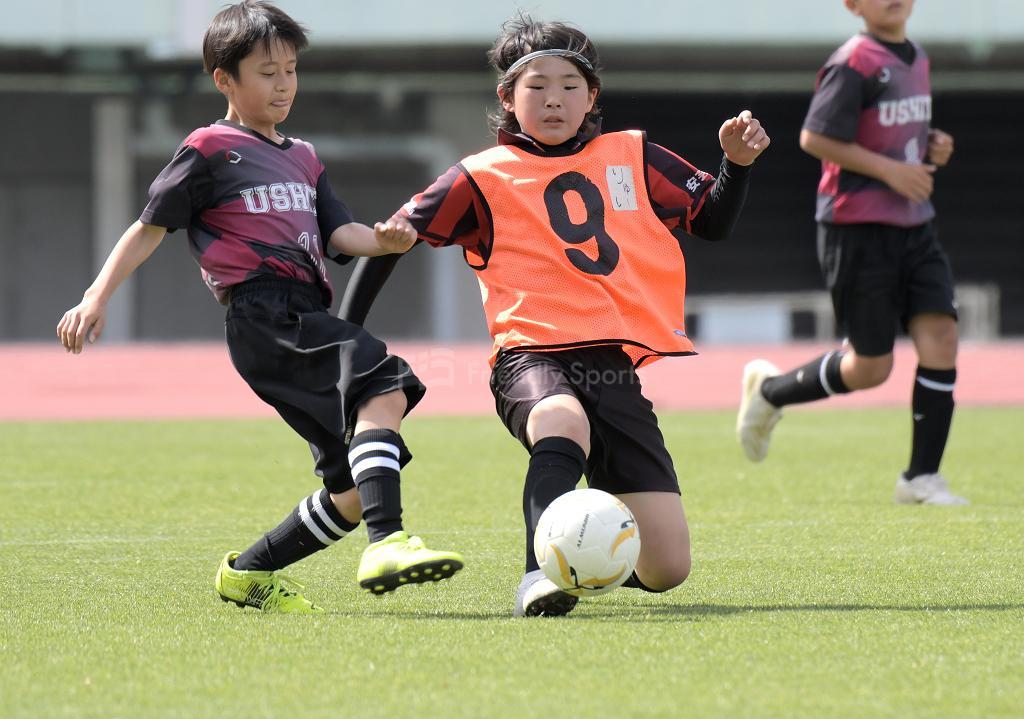 Bブロック:広島市スポーツ少年団県外招待サッカー
