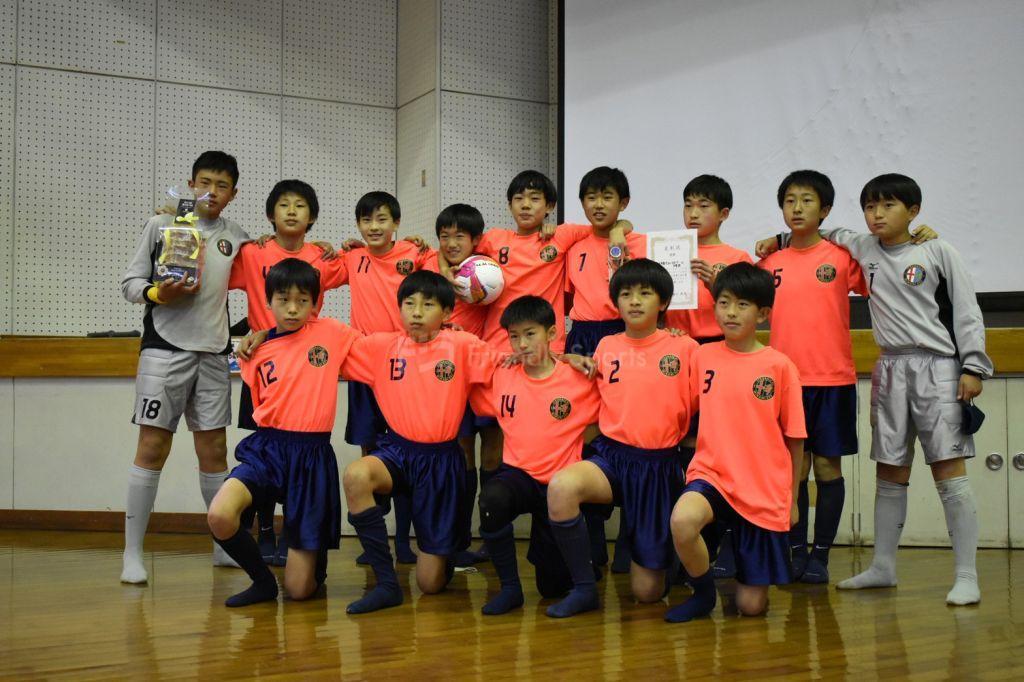 バームクーヘンカップ2021 サッカーフェスタ IN 似島 終幕