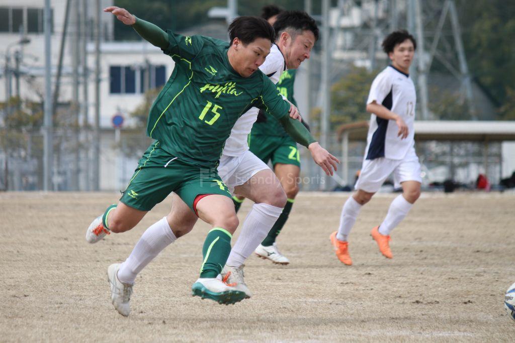 2021年全広島サッカー選手権大会 大会5日目 代表チーム4チームが決定する