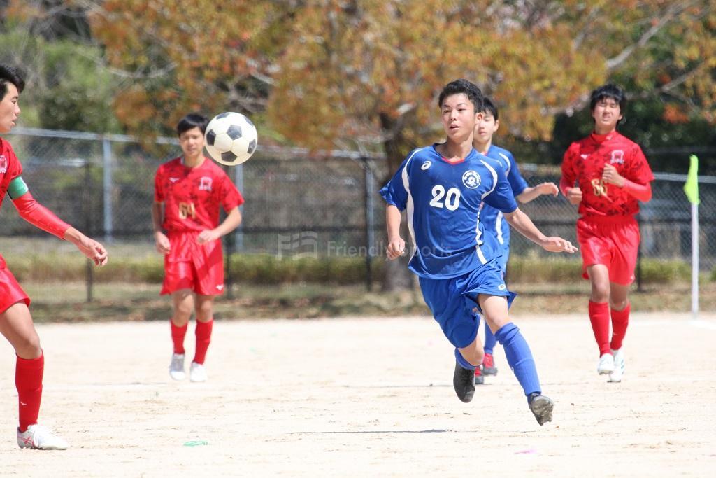 U-15  2021 HiFA ユースリーグ 4月10日、11日 試合結果