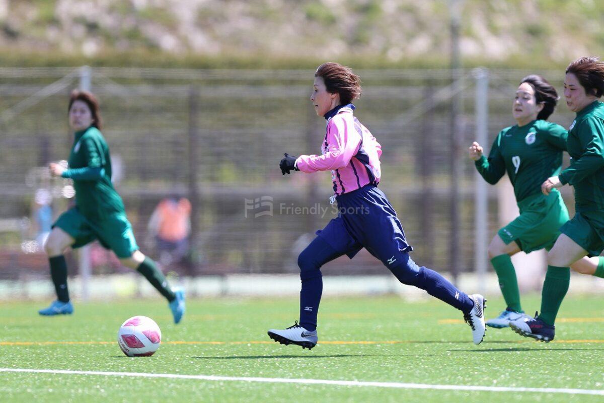 HiFA 女子サッカーリーグ 開幕(4月25日)