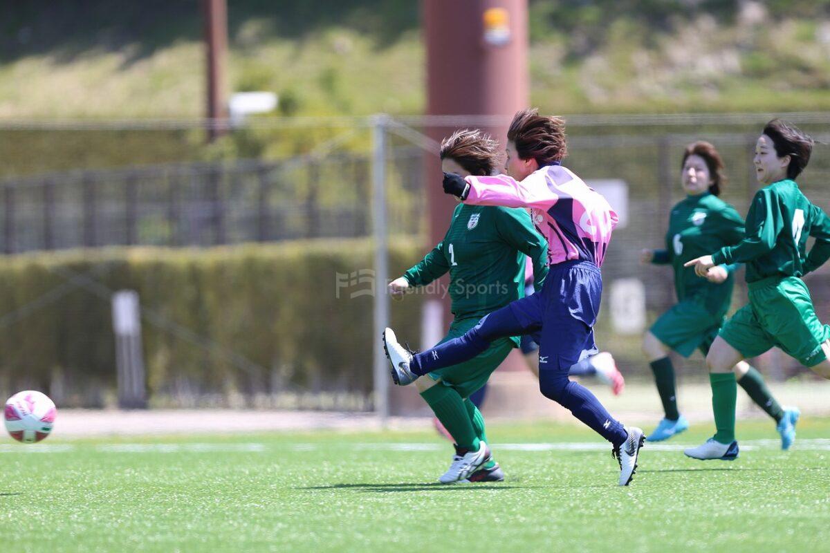HANAKO 4 - 0 舟入体協                                                       女子サッカーPrリーグ
