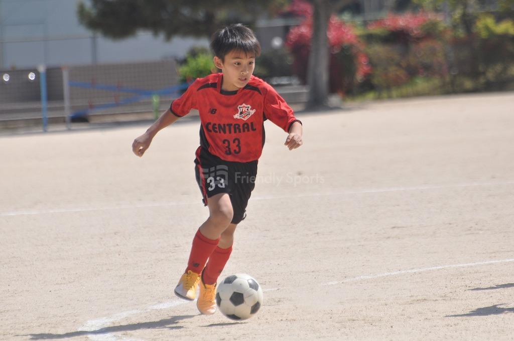 第33回広島市中区長杯少年サッカー大会 優勝は、吉島!おめでとう!
