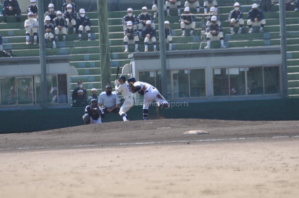 令和3年度 春季広島県高等学校野球大会 2021年4月3日開催中!