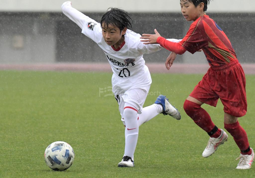準決勝:広島市スポーツ少年団県外招待サッカー