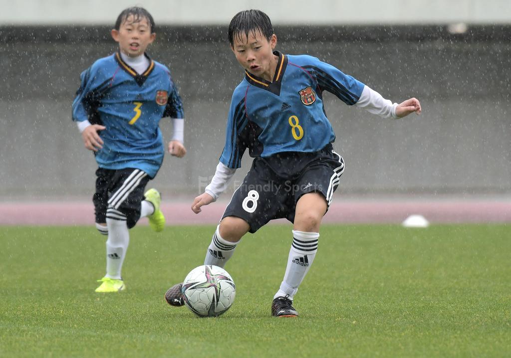 敗者ゲーム:広島市スポーツ少年団県外招待サッカー