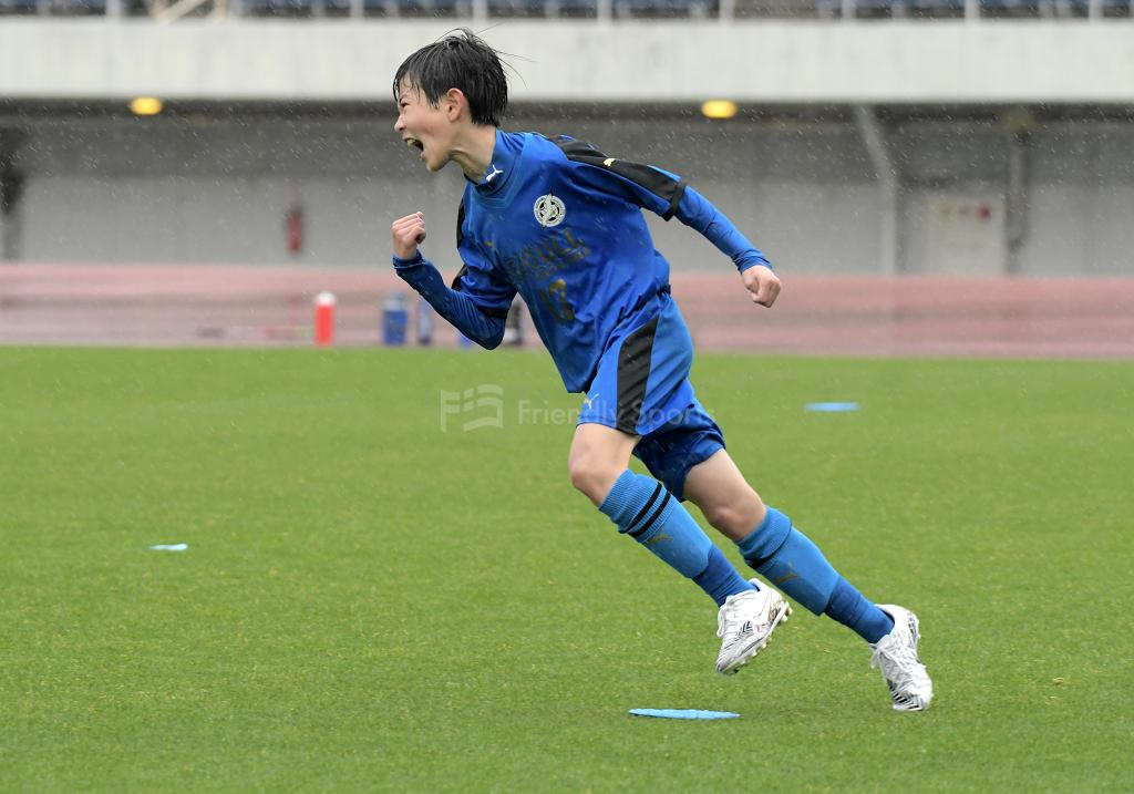 決勝(シーガル vs サンフレ):広島市スポーツ少年団県外招待サッカー