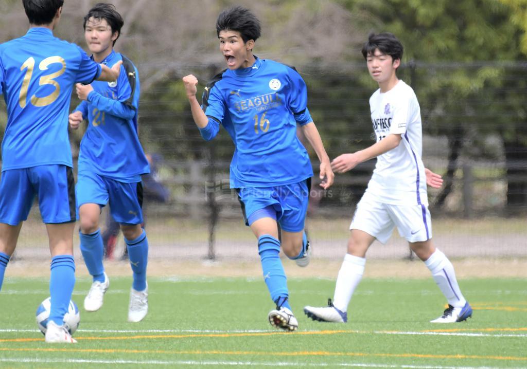シーガル vs サンフレくにびき 中国プログレスリーグ(U-15)
