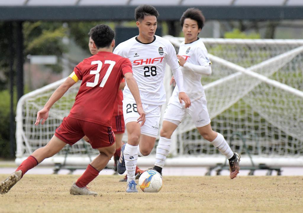 福山シティ vs 広島大学② MIKASA CUP 全広島サッカー選手権大会