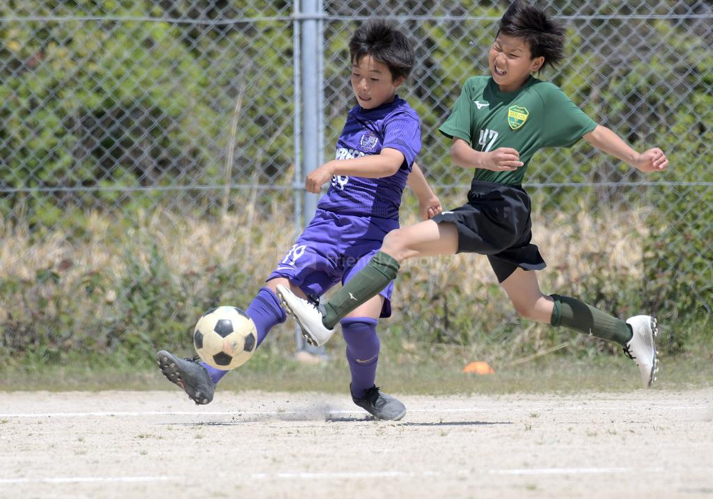 サンフレッチェ vs 八幡 仁保チャレンジカップ