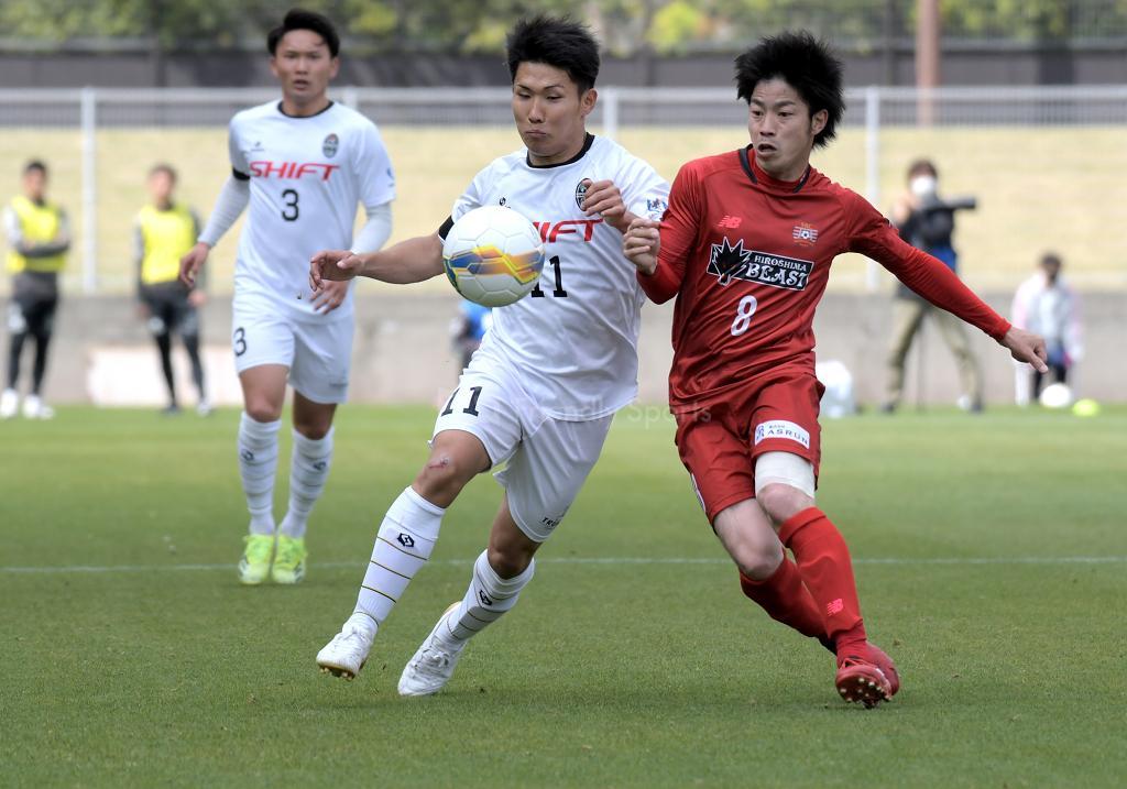福山シティ vs SRC広島② MIKASA CUP 全広島サッカー選手権