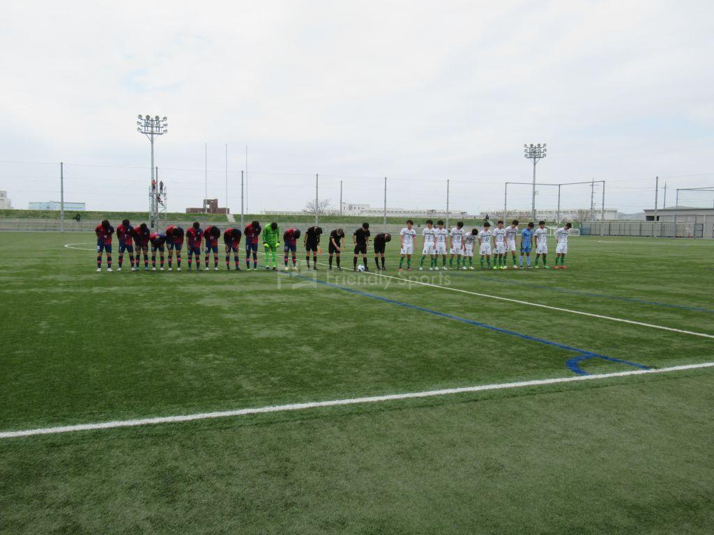 PL中国2021 第1節 ファジアーノ岡山 vs 広島皆実