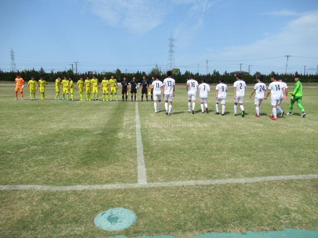 PL2021中国 第3節 立正大淞南 vs ファジアーノ岡山U-18