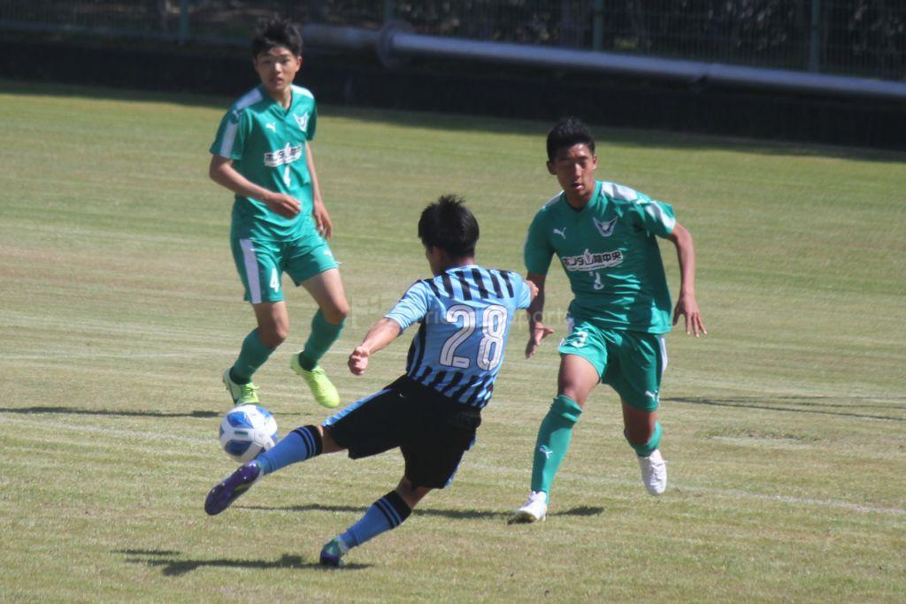 PL2021中国 第2節 ガイナーレ鳥取U-18 vs 岡山学芸館
