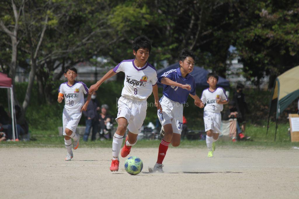 仁保チャレンジカップ コスモ vs 高陽