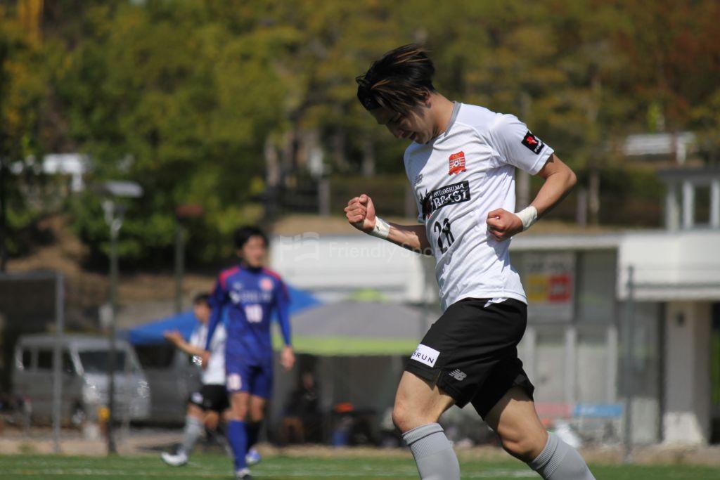 原田鋼業  vs SRC広島  MIKASA CUP 全広島サッカー選手権