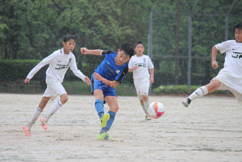 U12広島支部リーグ戦 JFC vs シーガル