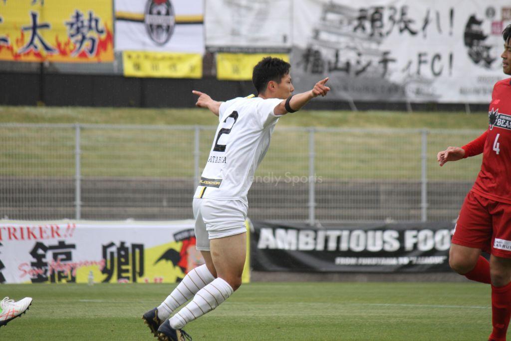 福山シティ vs SRC広島 MIKASA CUP 全広島サッカー選手権大会