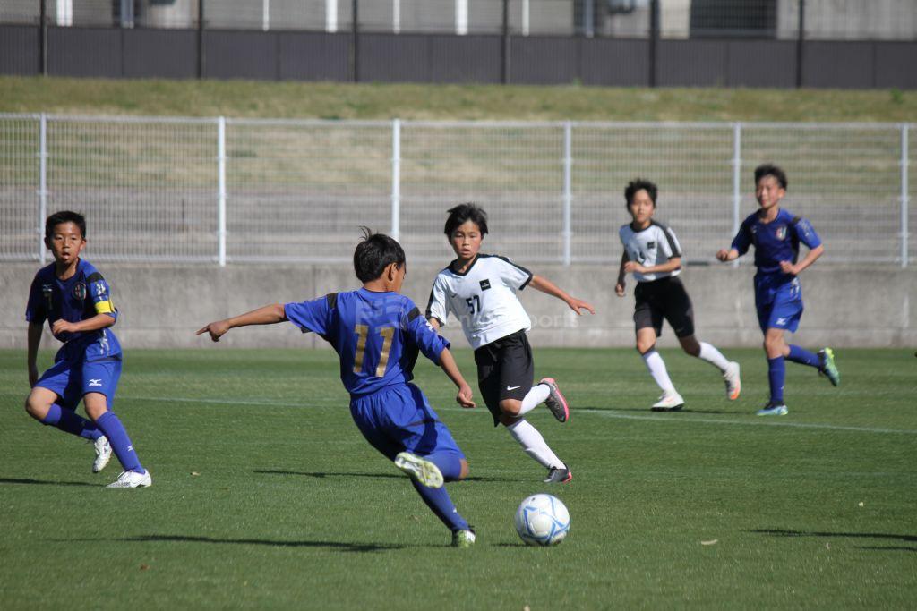 五日市南 vs KUSUNA 広島市小学生大会