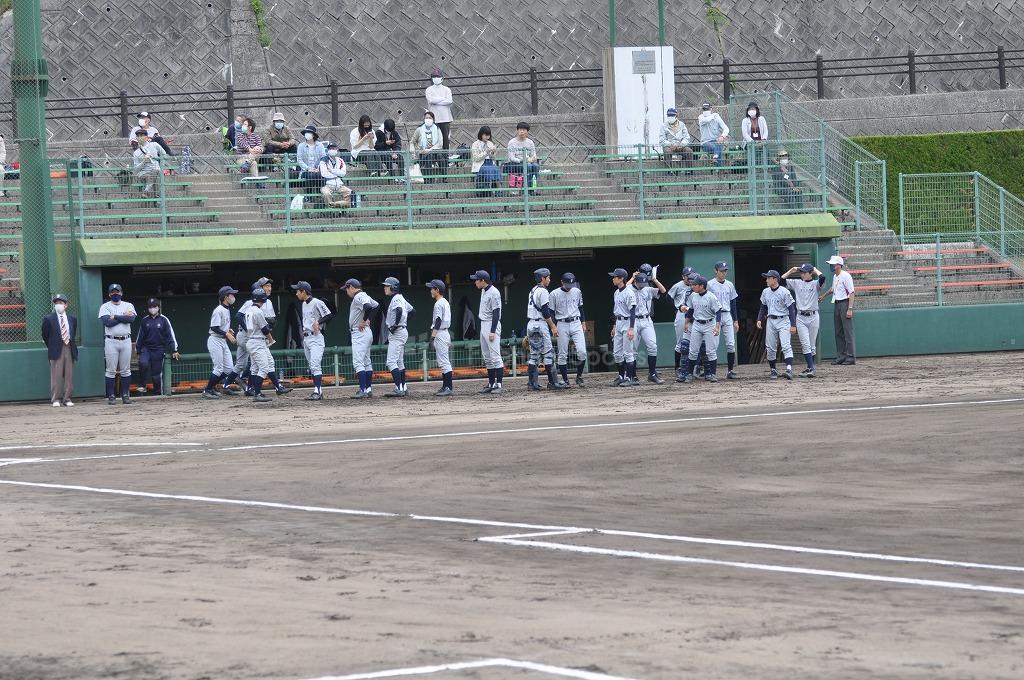 広大福山 vs 広大附属 試合模様1