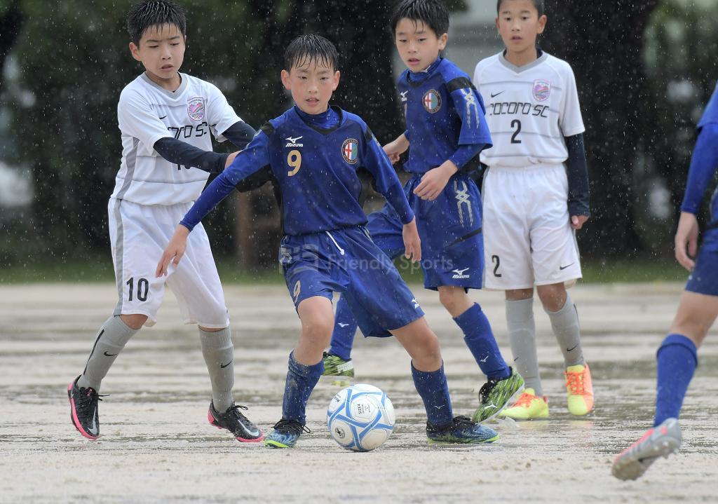 五日市南 vs COCORO 広島市小学生大会