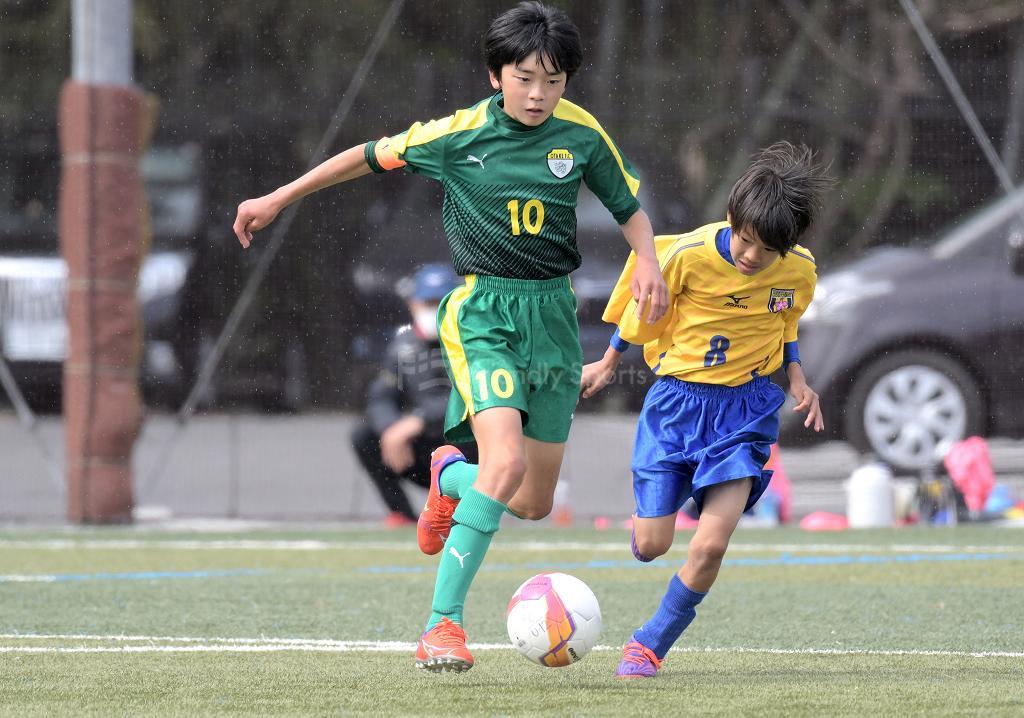 大竹 vs 廿日市 広島県少年サッカー大会 (西支部)