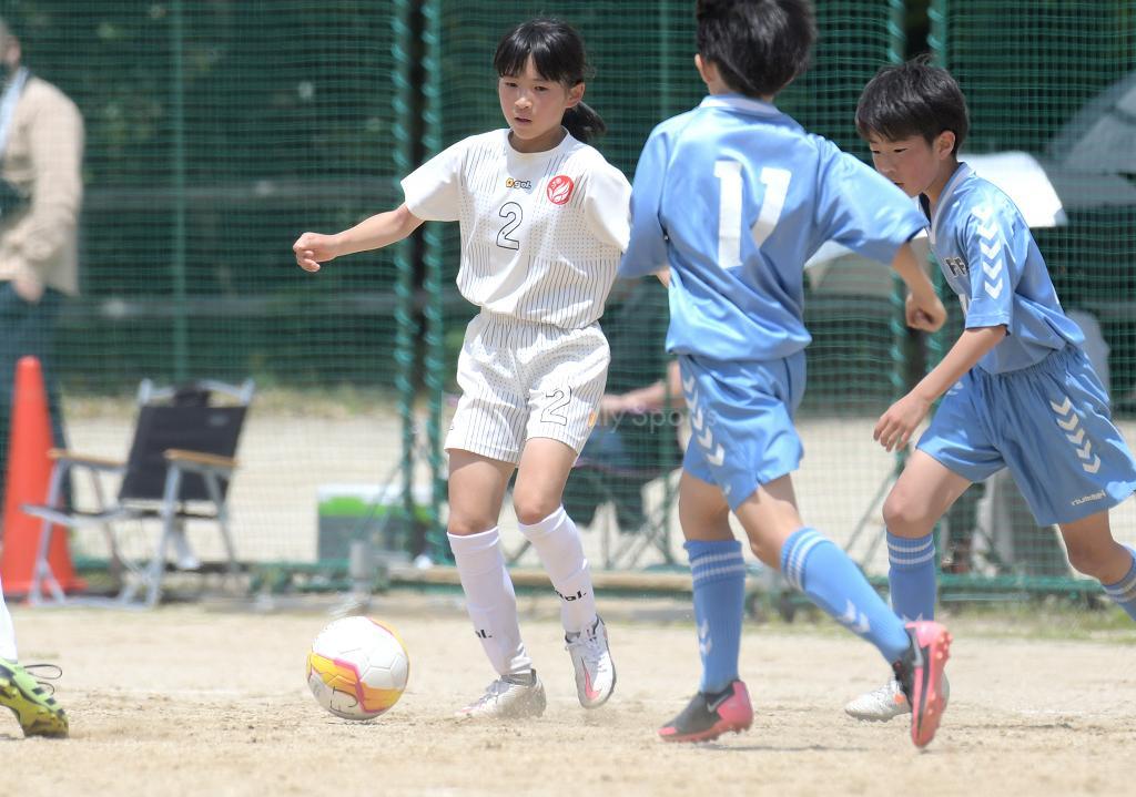 FFJ vs CAMELLIA 南支部U-12リーグ