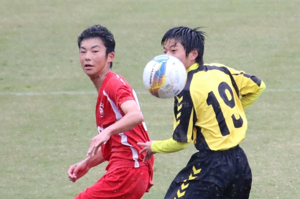 レヴァリーズ  vs  HARUMI クラブユース(U-15)