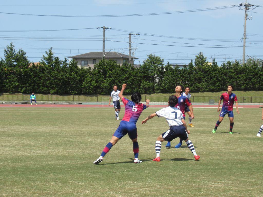 PL2021中国 第5節 米子北 vs ファジアーノ岡山