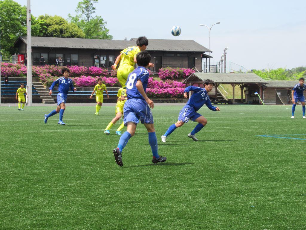 PL2021中国 第5節 立正大淞南 vs 玉野光南