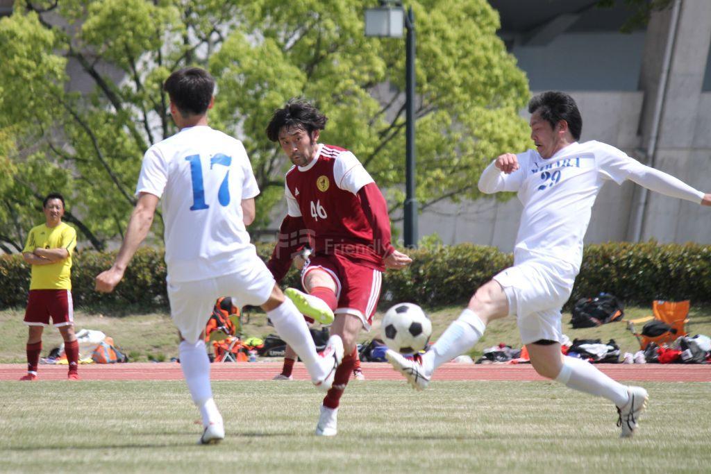 三原 vs 広島 シニアリーグ(40)