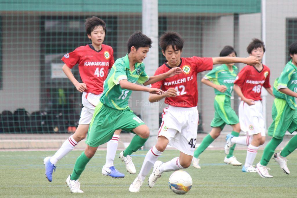 クラブユースサッカー選手権(U-15)広島県予選 (5/15試合結果)