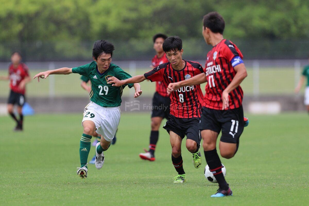 崇徳 vs 瀬戸内 (決勝)広島県高等学校総合体育大会サッカーの部