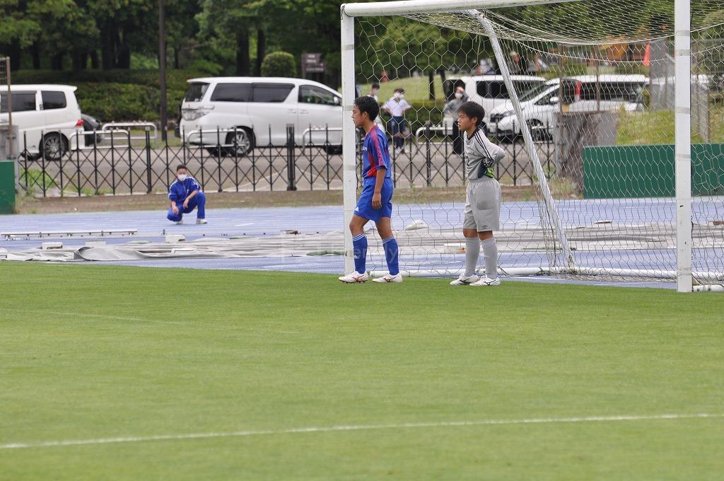 海田西 VS 広中央 試合模様1!