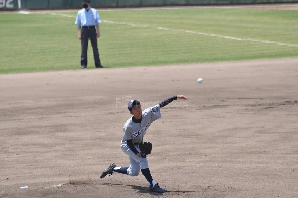 第29回中国地区高等学校軟式野球大会 優勝は、広大福山!おめでとうございます!