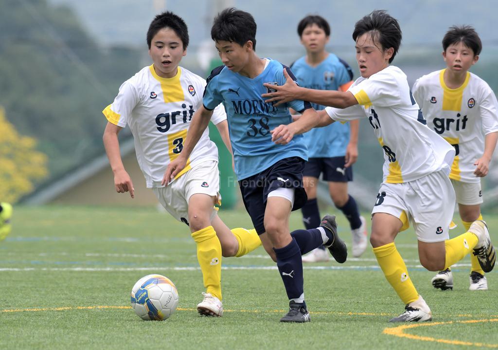 クラブユースサッカー選手権(U-15) 広島県予選 全日程が終了し中国大会進出チームが出そろう