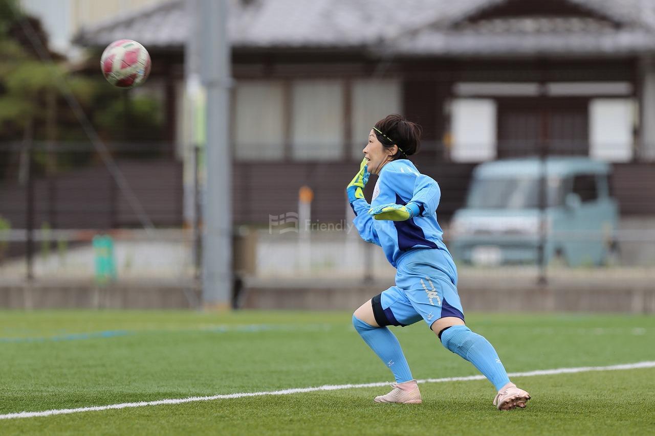 広島経済大学 VS 大河FC HIFA第44回女子サッカーリーグ2021
