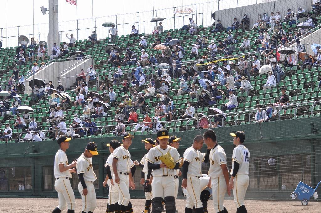 高校野球 十二日目しまなみ大会模様1!